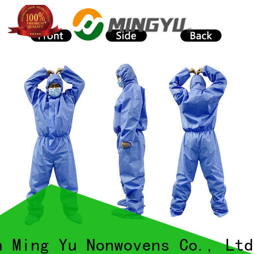 Ming Yu protective clothing company for medical