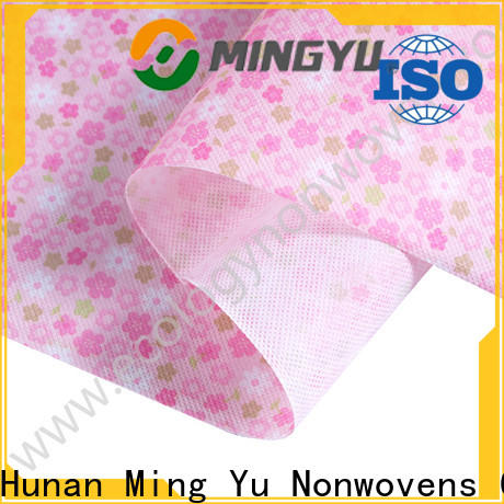 Ming Yu colorful spunbond fabric for business for storage