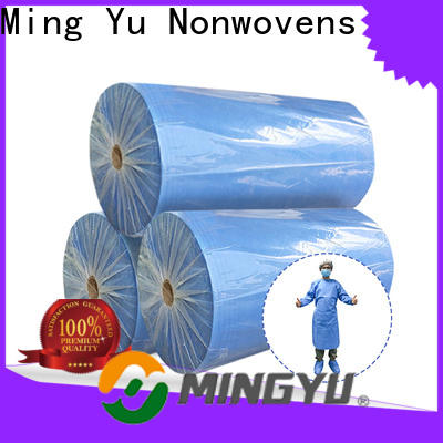High-quality pp spunbond nonwoven fabric recyclable for business for handbag