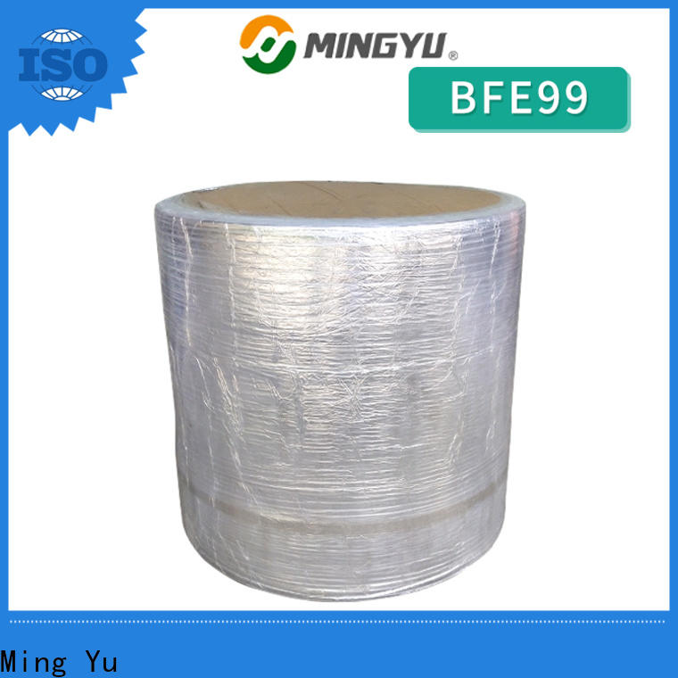 Ming Yu Top pp non woven fabric factory for handbag