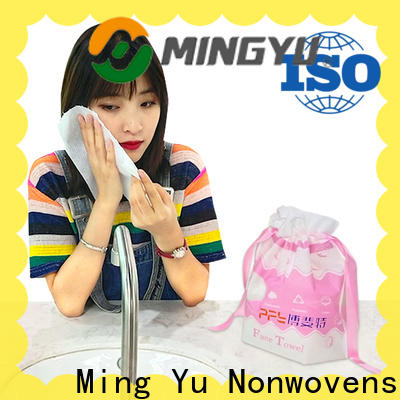 Ming Yu Latest non-woven fabric manufacturing factory for handbag