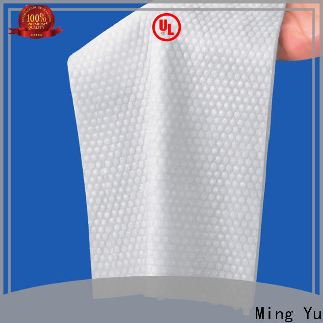 Ming Yu color spunbond fabric factory for home textile