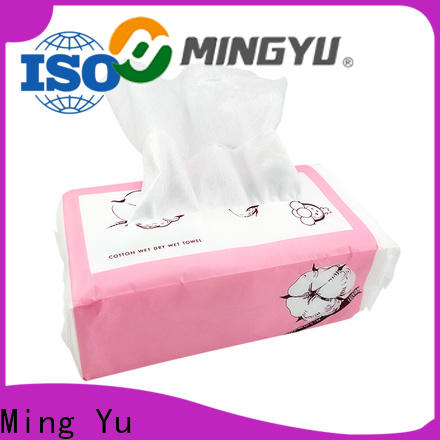 Ming Yu Latest spunlace nonwoven for business for package