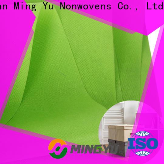 Ming Yu non woven polypropylene fabric factory for bag