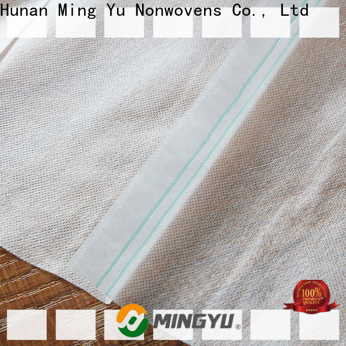 Ming Yu landscape non woven geotextile fabric for business for package
