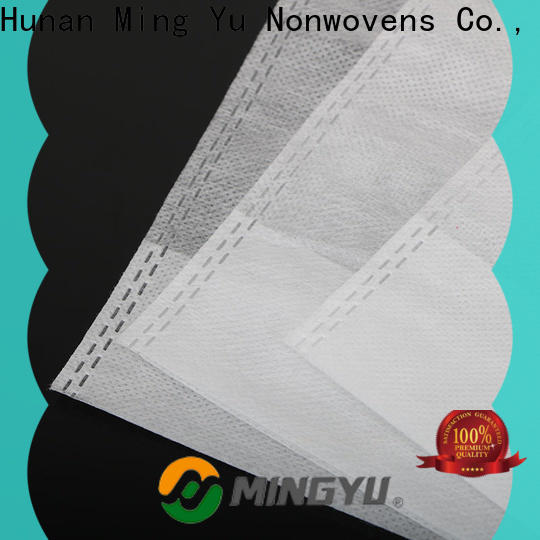 Ming Yu Best ground cover fabric manufacturers for bag
