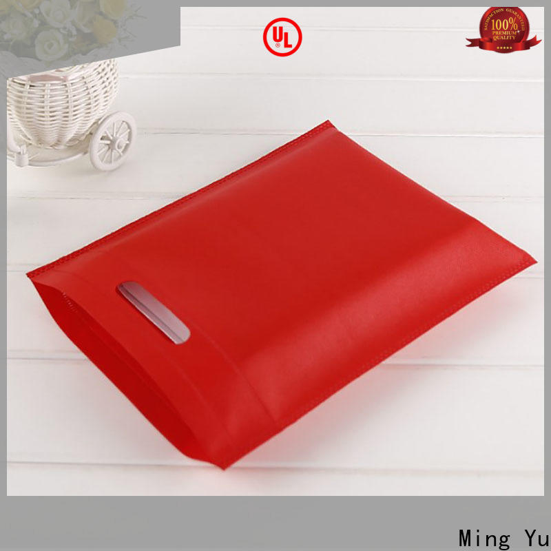 Ming Yu Wholesale nonwoven bags for business for package