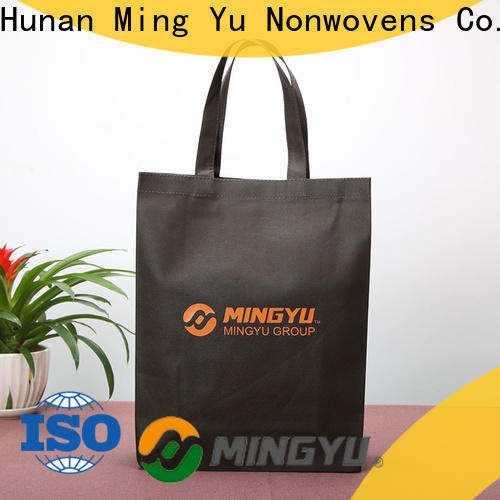 Ming Yu pp non woven bags wholesale Supply for bag