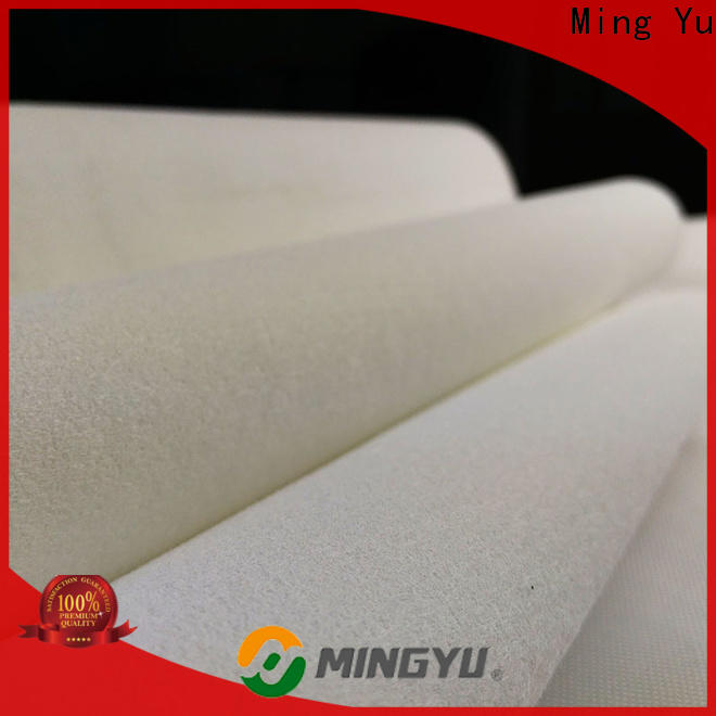 High-quality polyester felt density Supply for home textile