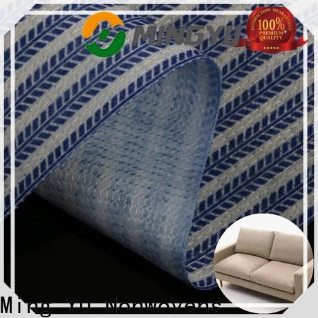 Ming Yu Latest stitchbond nonwoven for business for home textile