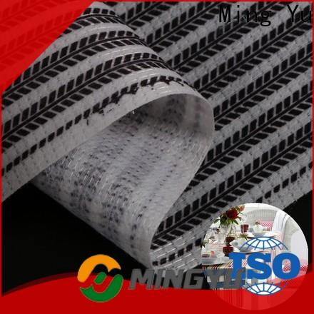 Top stitchbond polyester fabric protection factory for home textile