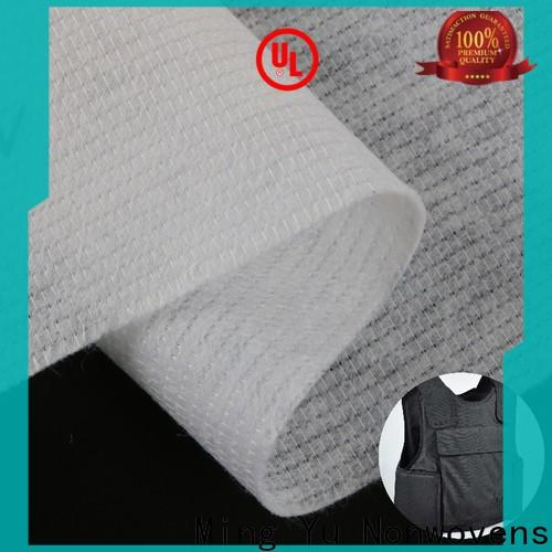 Ming Yu Top non woven polyester fabric for business for handbag