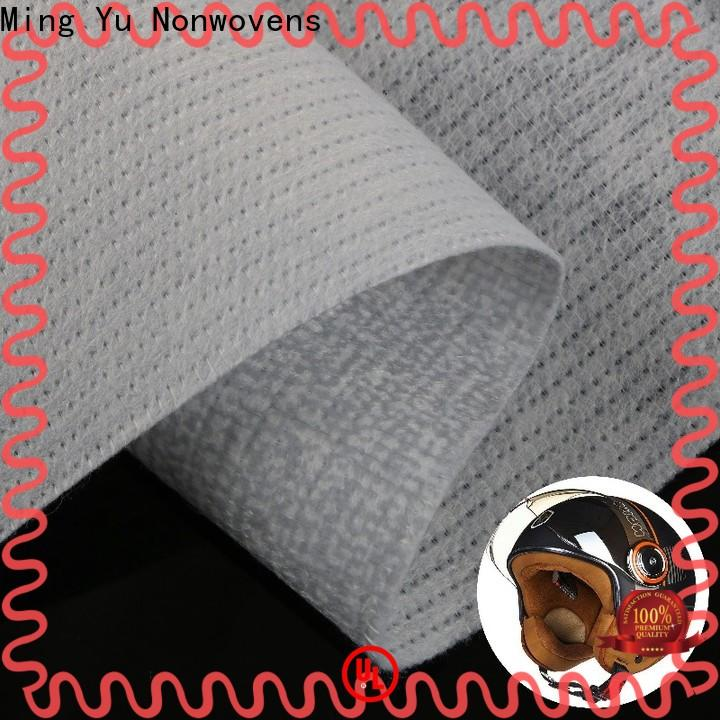 Ming Yu polyester stitchbond nonwoven Supply for bag