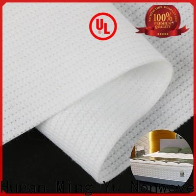 Ming Yu harmless stitchbond polyester fabric company for home textile