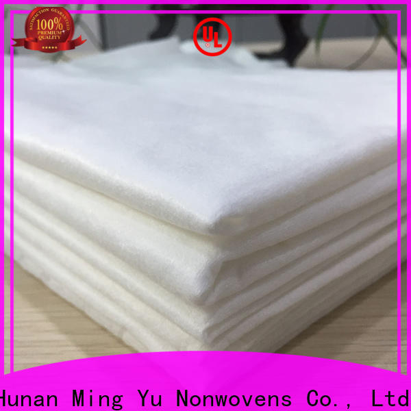 Ming Yu Latest spunlace nonwoven Suppliers for package