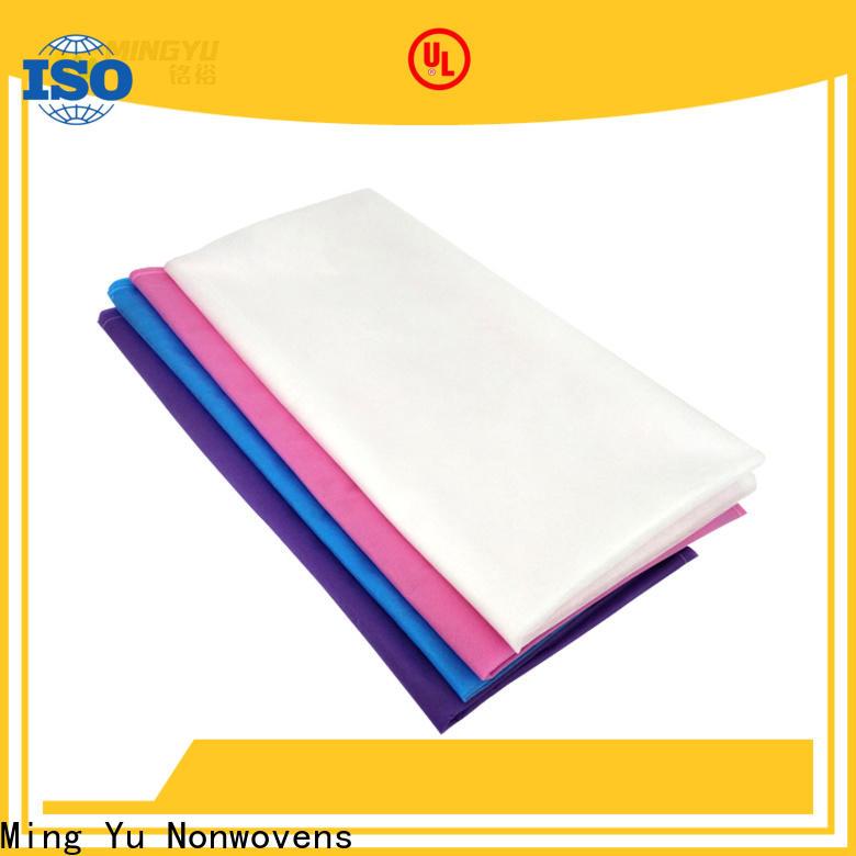 Ming Yu New pp spunbond nonwoven fabric company for handbag