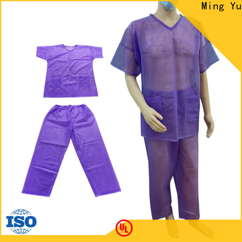 Ming Yu protective clothing Supply for medical
