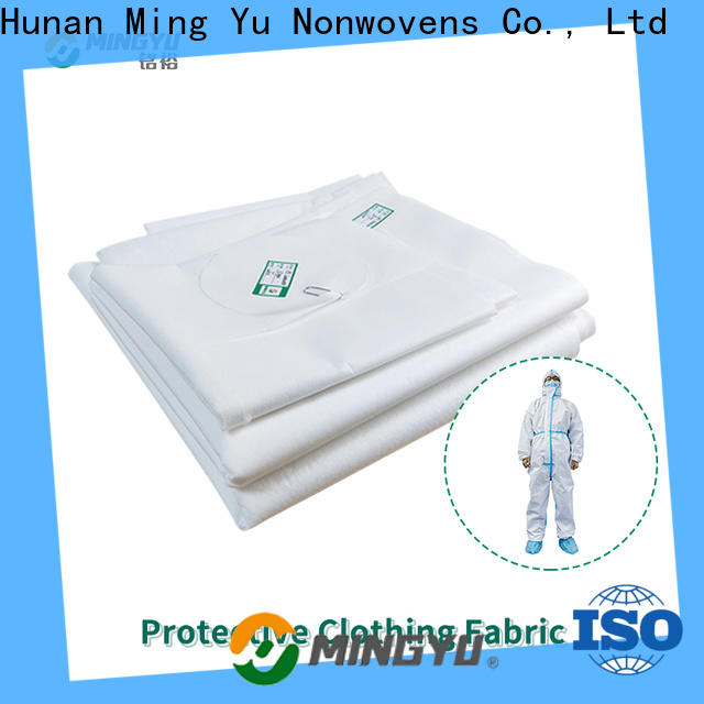 Ming Yu quality non-woven fabric manufacturing for business for bag