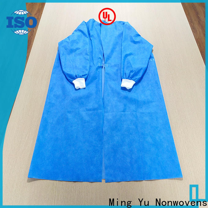 Ming Yu Custom protective clothing company for hospital