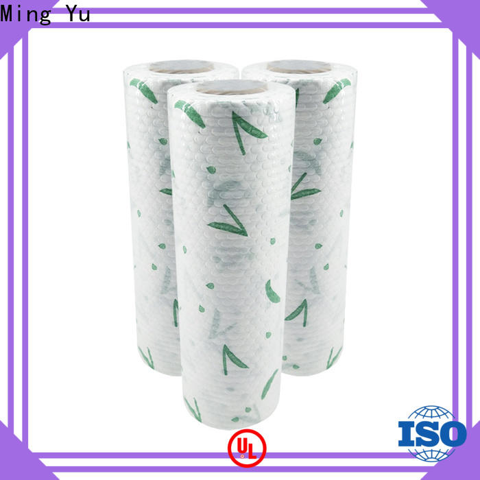 Ming Yu efforts non-woven fabric manufacturing Suppliers for home textile
