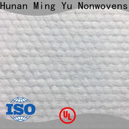 Ming Yu nonwoven spunlace non woven fabric factory for home textile