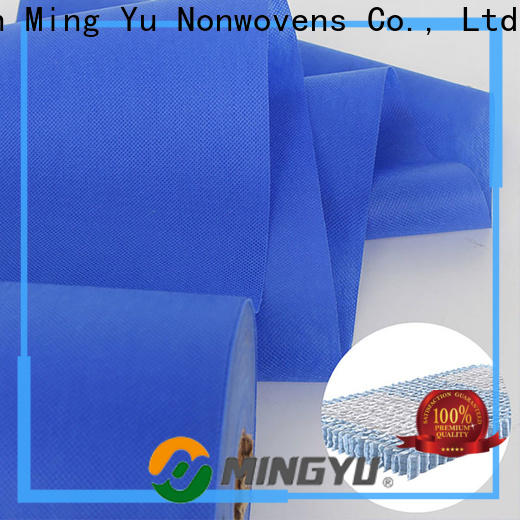 Ming Yu Latest non woven polypropylene Suppliers for storage