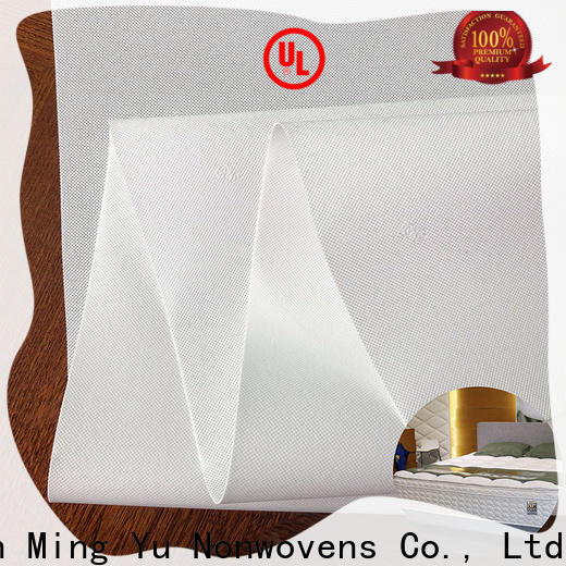 Ming Yu Top non woven polypropylene factory for package