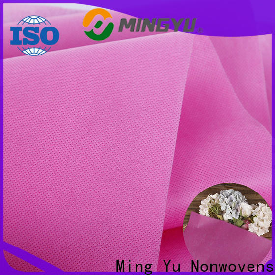 High-quality non woven polypropylene fabric woven factory for handbag