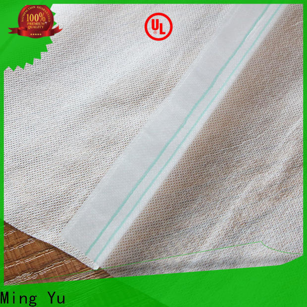 Ming Yu High-quality agriculture non woven fabric company for handbag