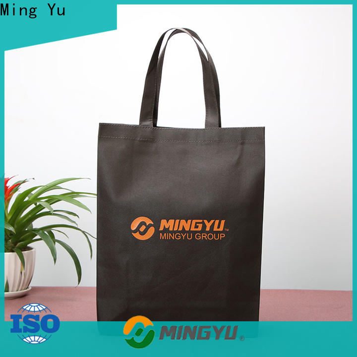 Ming Yu Best non woven tote bag Suppliers for storage