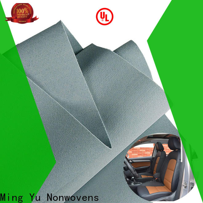 Top needle punch nonwoven uniform company for home textile