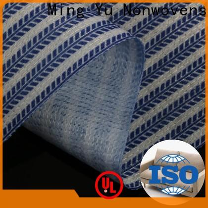 Ming Yu stitch stitch bonded fabric for business for handbag