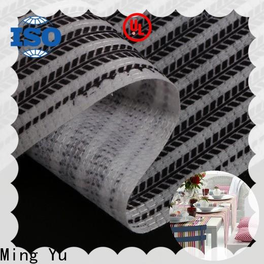 Ming Yu Best stitchbond nonwoven manufacturers for bag