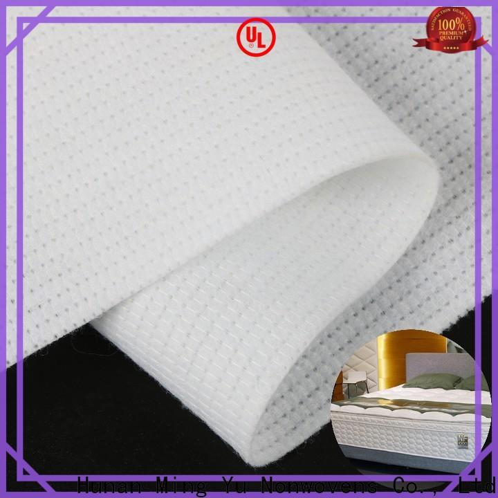 Ming Yu non bonded fabric for business for handbag