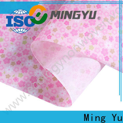 Best non woven polypropylene fabric woven factory for package