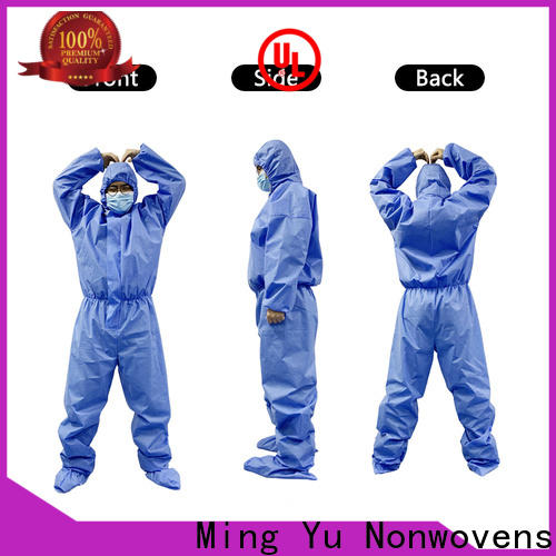Ming Yu High-quality protective clothing Suppliers for adult