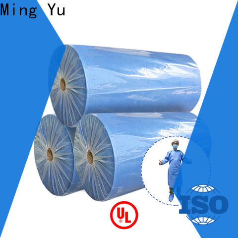 Ming Yu wide spunbond fabric company for package