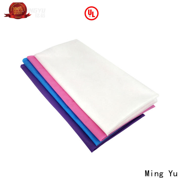 Ming Yu handbag pp non woven company for handbag