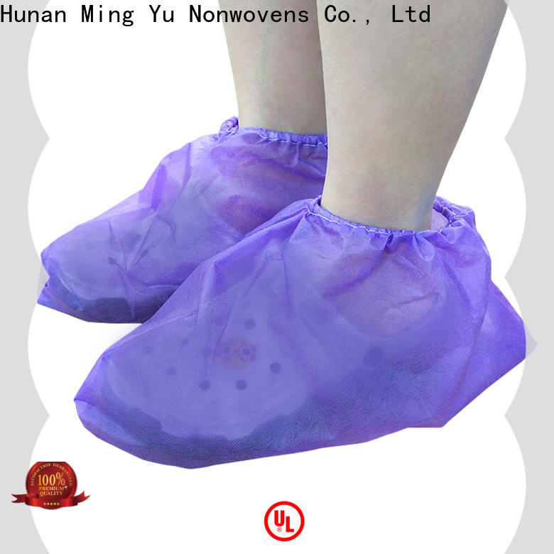 Ming Yu Custom pp non woven fabric factory for handbag