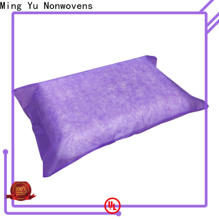 Ming Yu High-quality non-woven fabric manufacturing for business for home textile