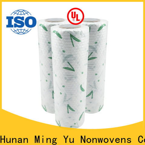 Ming Yu High-quality non-woven fabric manufacturing factory for package