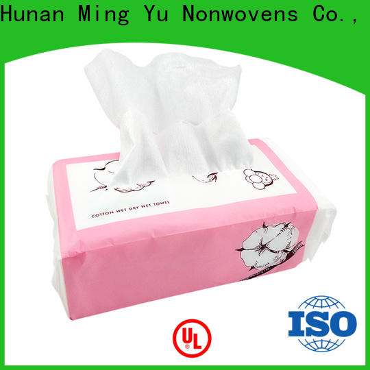 Ming Yu Custom spunlace nonwoven factory for package
