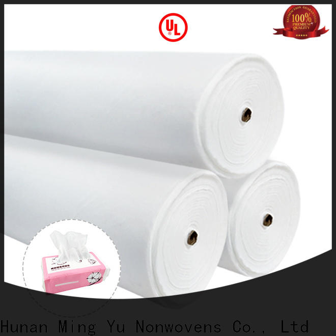 Ming Yu rolls spunlace nonwoven Suppliers for bag