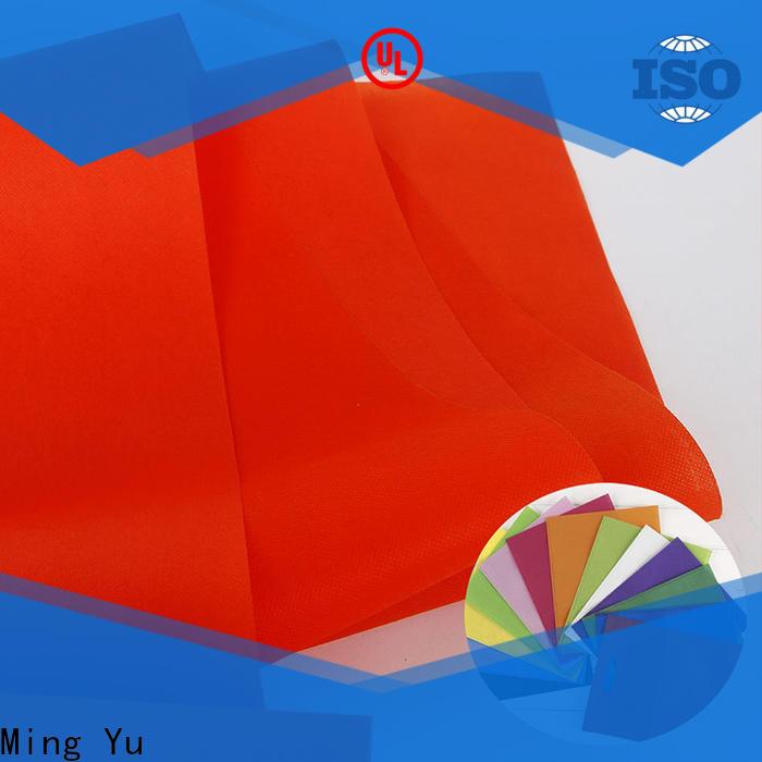 Custom non woven polypropylene fabric polypropylene Supply for home textile