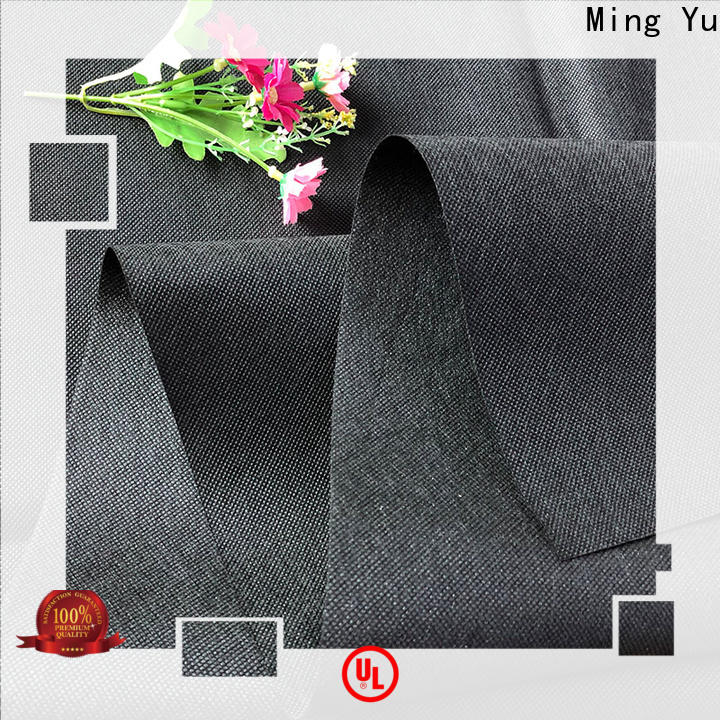 Ming Yu Wholesale bulk landscape fabric Suppliers for package