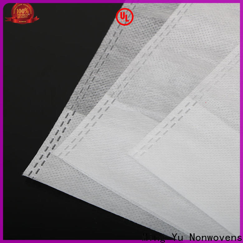 Ming Yu film agriculture non woven fabric Supply for handbag