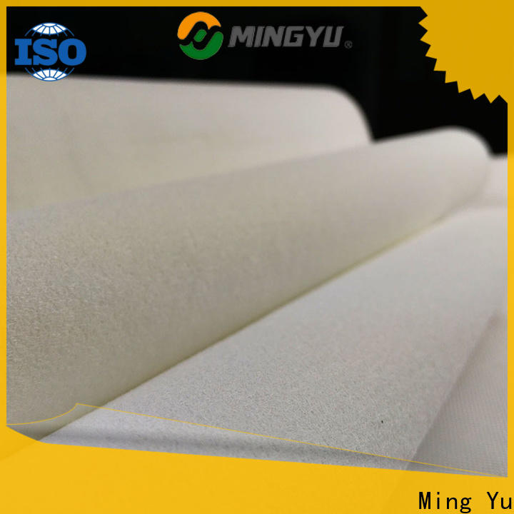 Ming Yu High-quality needle punch nonwoven for business for home textile