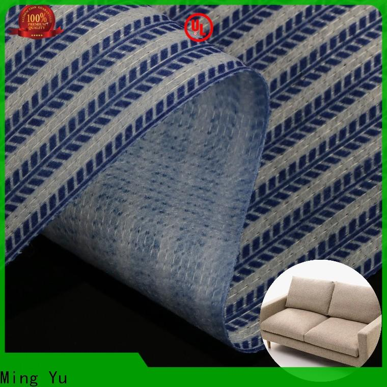 Ming Yu Wholesale stitch bonded fabric factory for handbag