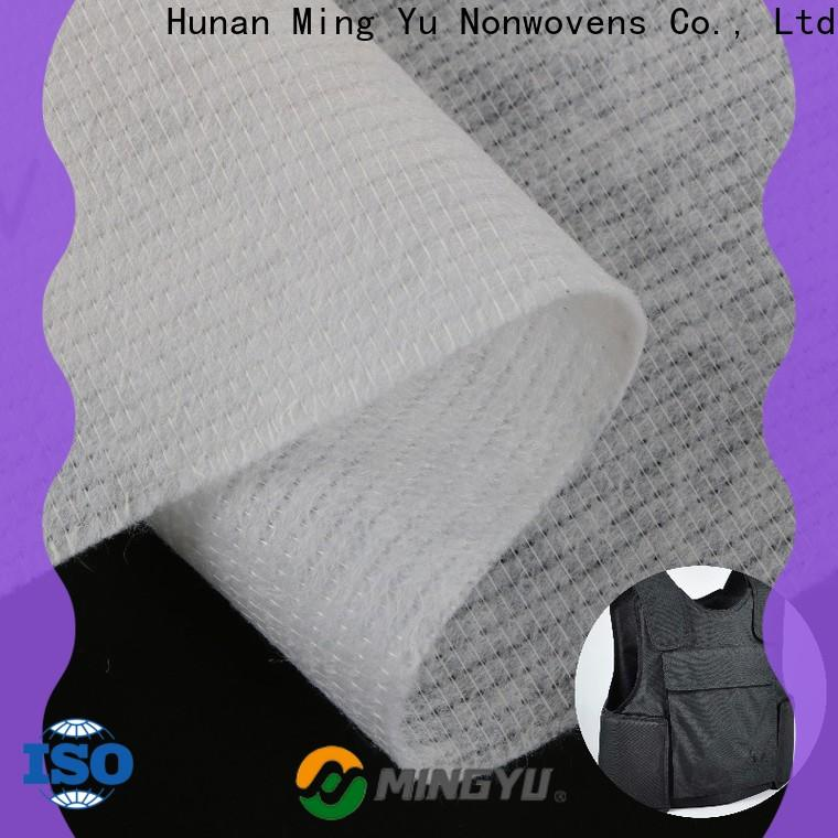 Custom non woven polyester fabric environmental manufacturers for storage