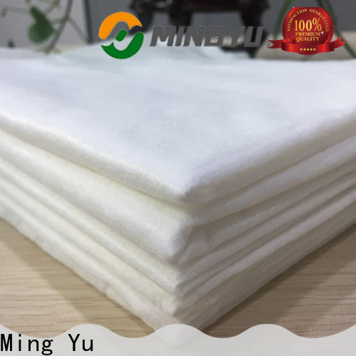 Ming Yu ecofriendly spunlace nonwoven for business for bag